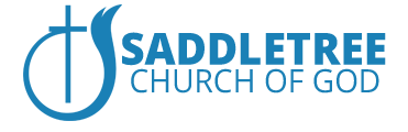Saddletree Church of God Logo
